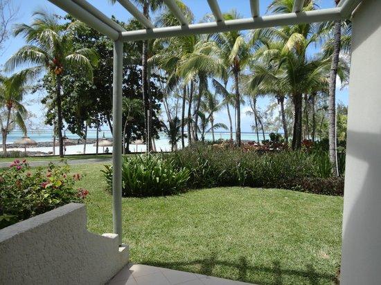 Ambre Resort & Spa: Ground floor facing the sea