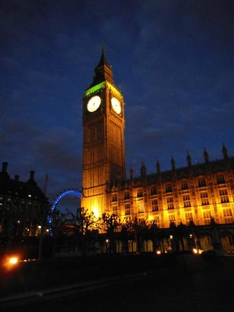 "Palais de Westminster : ""Big Ben"" at Palace of Westminister"