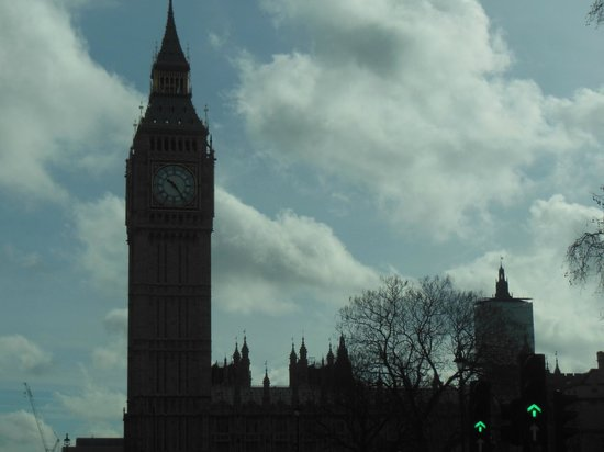 """Houses of Parliament: """"Big Ben"""" at Palace of Westminiser"""