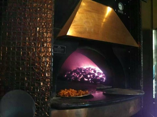 Natalie's Coal Fired Pizza: Coal Fired Oven