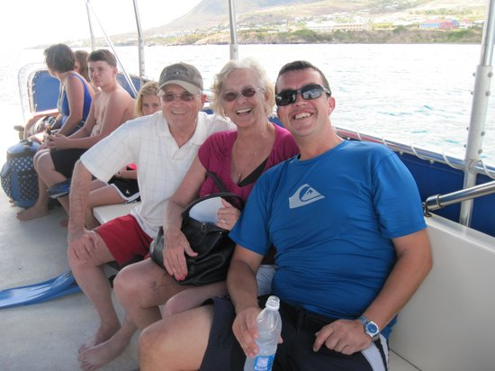 Pro Divers, Inc. : Mike and company