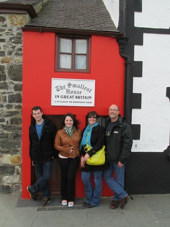 Boutique Tours of North Wales: Visiting Wales.
