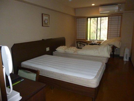 Tenseien: 部屋