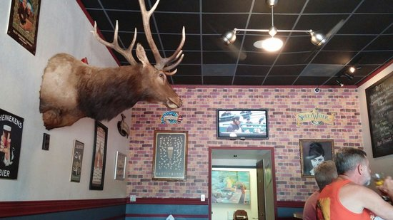 MEAT Eatery And Taproom: Inside of MEAT Eatery by EC