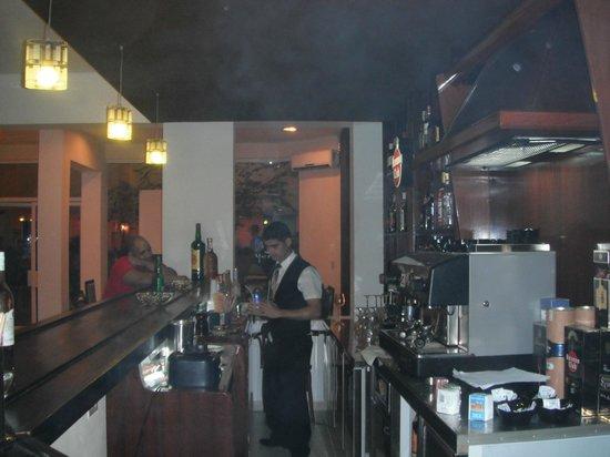 Hotel Playa Coco : Cigar bar
