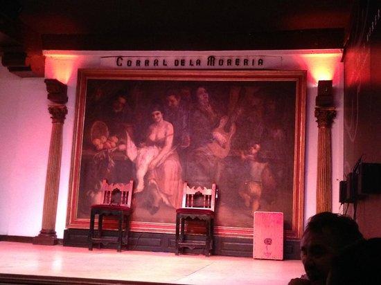 Corral de la Moreria : stage