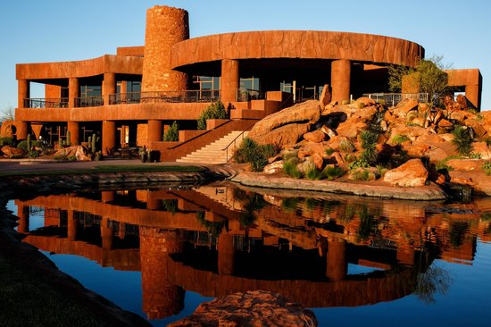 The Inn at Entrada: Clubhouse