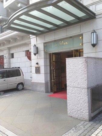 Hotel le Blion Naha: エントランス