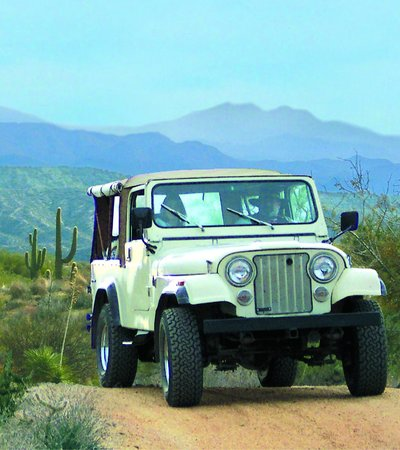 Wild West Jeep Tours