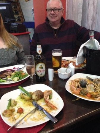 Alessandro's: good food and good company