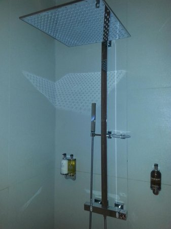 Hotel Le Germain Calgary: rain shower