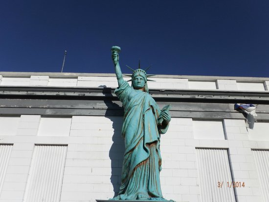 Presidents Hall of Fame: Liberty
