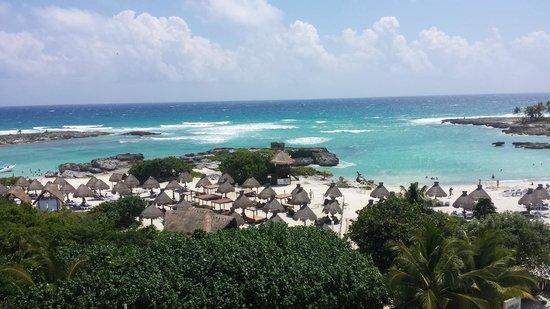 Grand Sirenis Riviera Maya Resort & Spa: view from premium travellers rooms