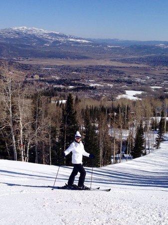Silverado Lodge : Spring Skiing at its best!
