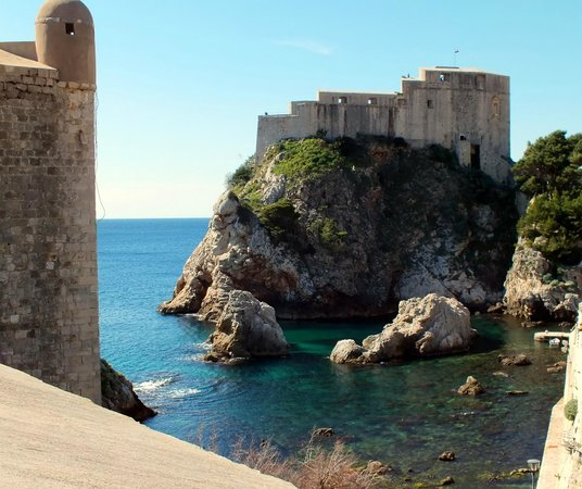 Minceta Fortress : Of the Fort