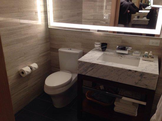 the Quin: Salle de bain