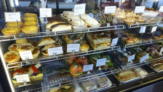 Jackman & McRoss: Just Some of Food on Offer