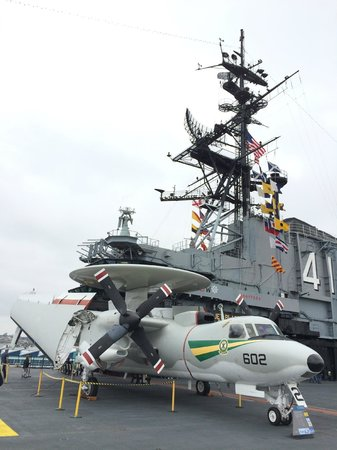 USS Midway Museum: Island