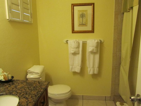 Cayman Brac Beach Resort : bathroom