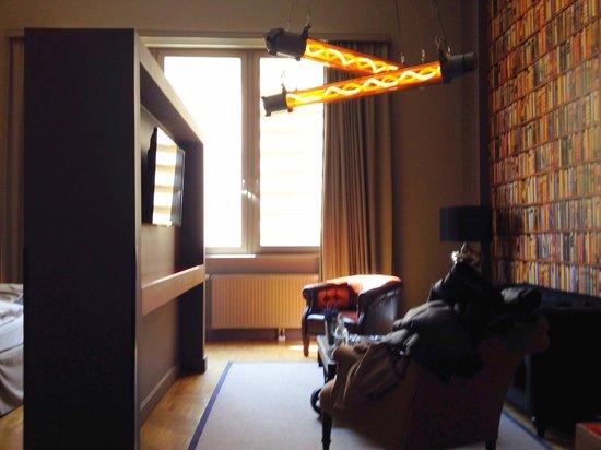 Baltazar Budapest : Room number 1 in suite