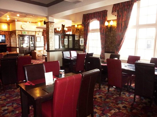 The Sussex Hotel: Dining/breakfast room