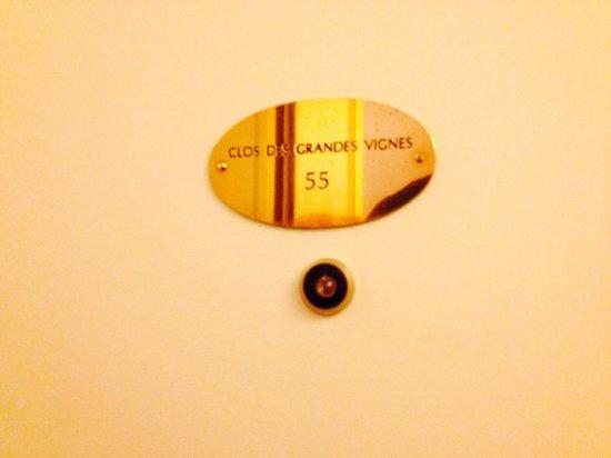 Hotel Le Clos Medicis: La nostra camera