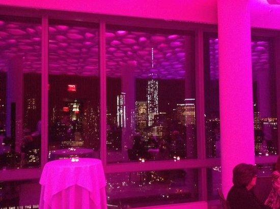 Trump SoHo New York: SoHi Room overlooking Freedom Tower