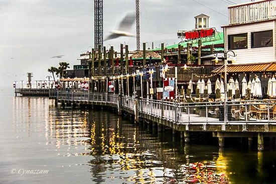 Kemah Boardwalk Restaurants Picture Of