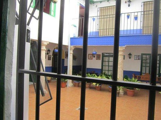 Hostal San Bartolome: Habitación