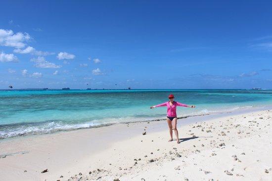 Managaha Island: Красочный остров Манагаха