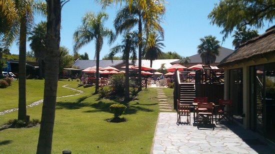 Howard Johnson Hotel & Marinas San Pedro Resort: Parque