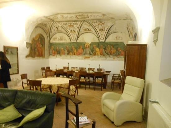 Residenza d'Epoca San Girolamo : Il cenacolo