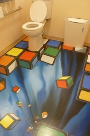 Puzzling World: Another interesting toilet!