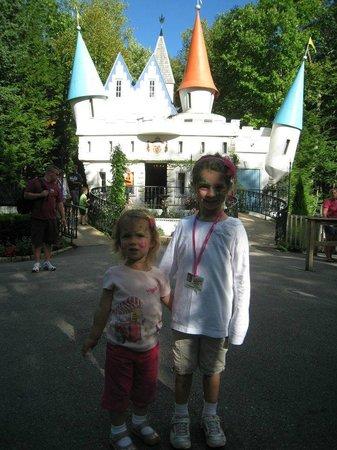 Story Land: Cinderella's castle, we went quite a few times