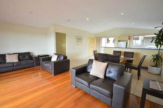 The Observatory Holiday Apartments: 3 bedroom townhouse