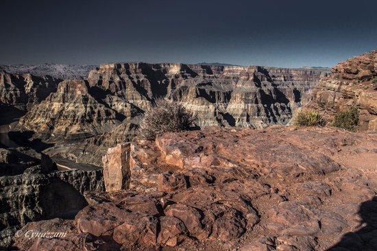 Grand Canyon Skywalk: Grand Canyon West Rim