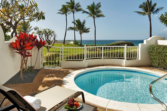 Fairmont Kea Lani, Maui: All Villas Have A Private Lanai (patio) With