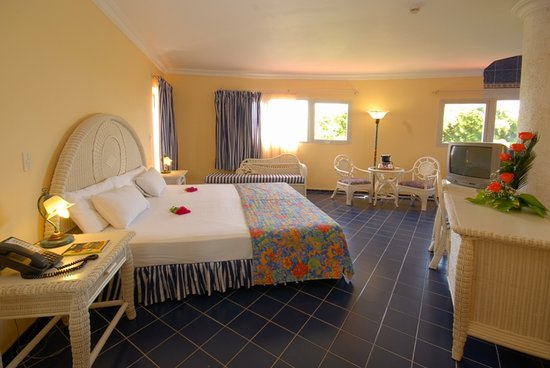 Brisas del Caribe Hotel: Royal room