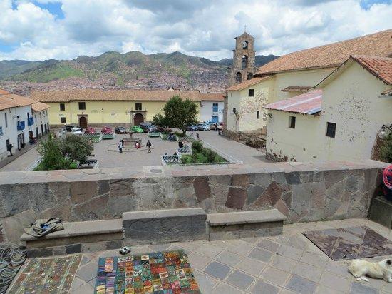 San Blas: Plazoleta San Blás