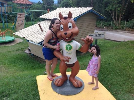 Taua Resort Caete : Férias