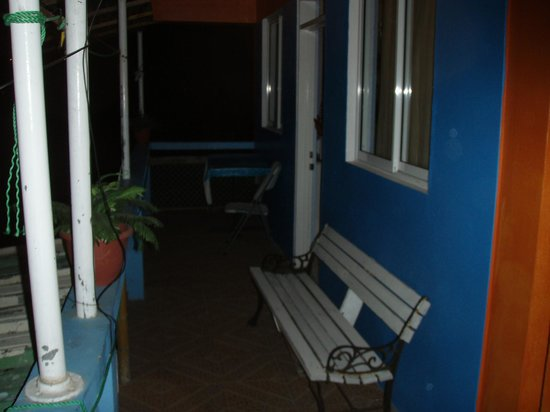 Sea World Guest House: Apartment balcony overlooking the ocean