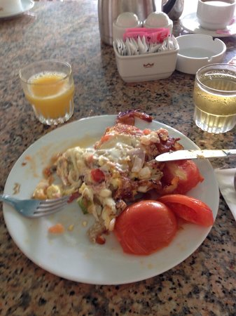 Hotel Riu Plaza Miami Beach: Frühstück - Omelett
