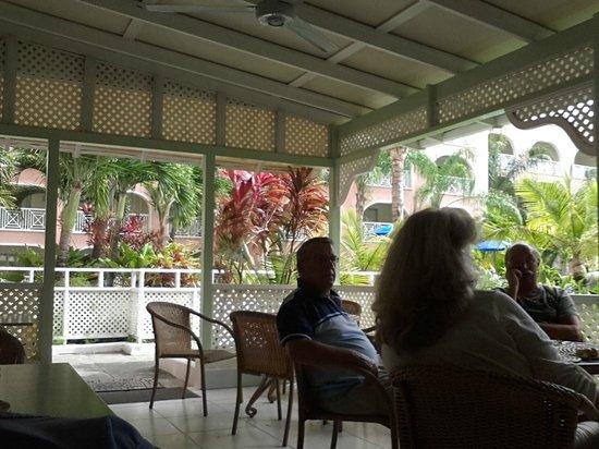 Sunbay Hotel : Sunbay eating Area