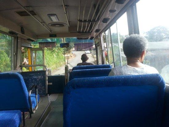 Sunbay Hotel : Enjoying the bus ride