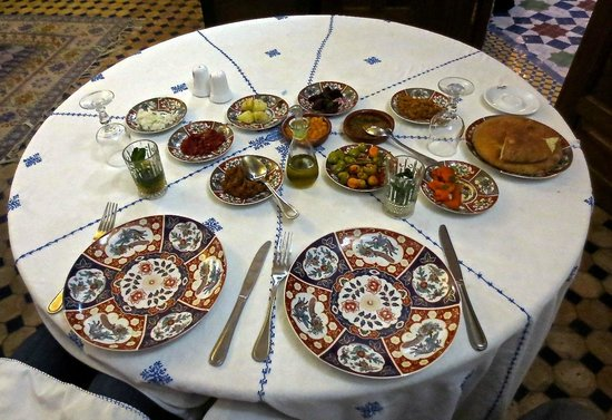 Restaurant dar hatim: The taste , flavour and anticipation before the main course