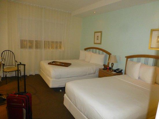 Suites of Dorchester: habitacion