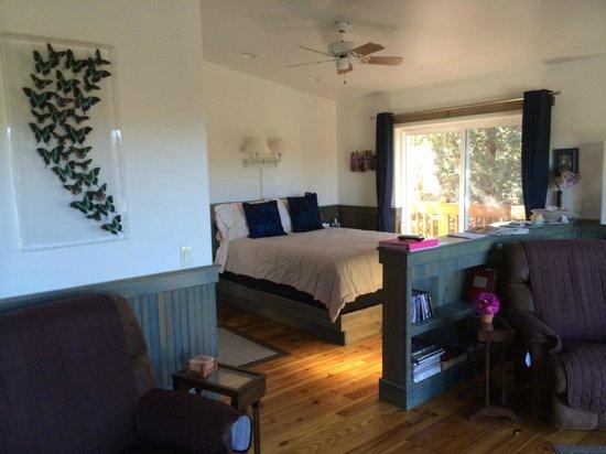 Georgetown Cabins Resort: inside the Lindauer
