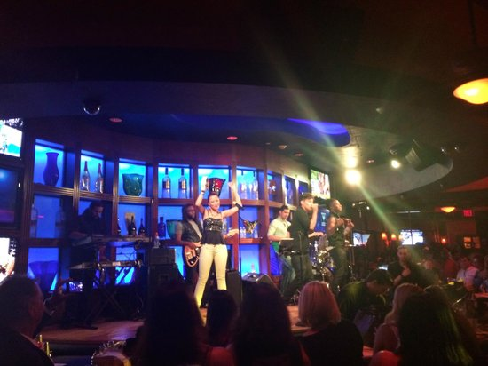Blue Martini: The Band -