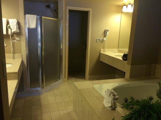 The Academy Hotel Colorado Springs: bathroom