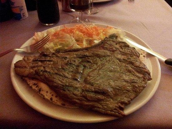 Alexander: Ottima bistecca di cavallo